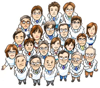 Japanese-doctors